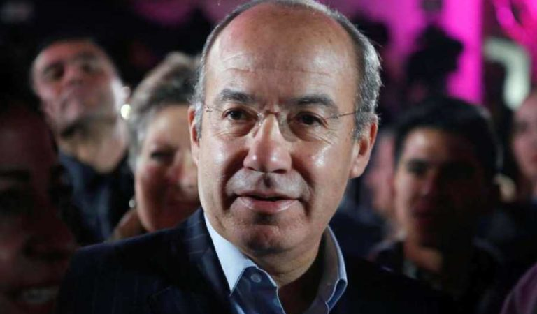 Felipe Calderón presume medidas económicas que implemento ante el AH1N1 (video)