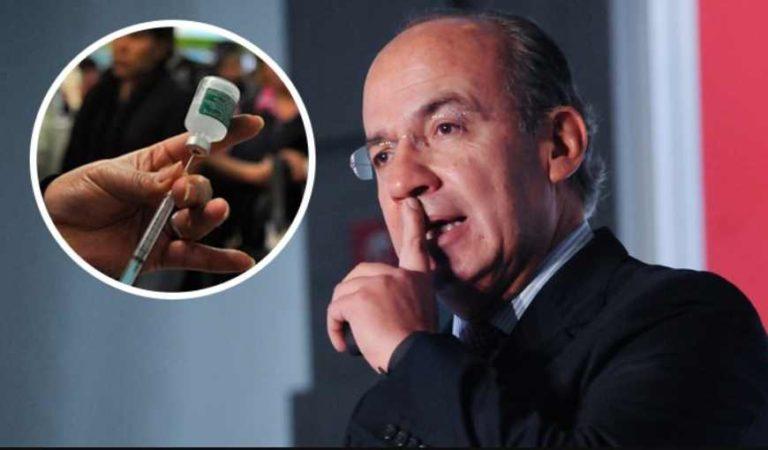 Calderón se aprovechó al máximo de recursos públicos ante brote de INFLUENZA AH1N1 en 2009