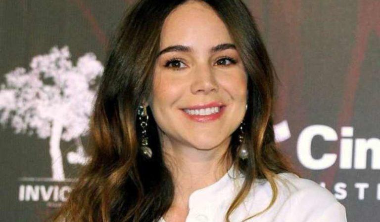 Camila Sodi dice que ella y su hija tienen Coronavirus