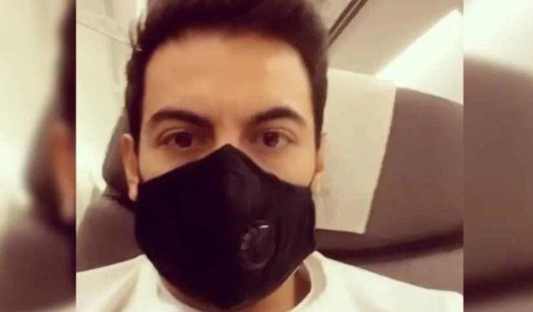 'Sorpresa en México no nos preguntaron ni revisaron nada': Carlos Rivera ante coronavirus