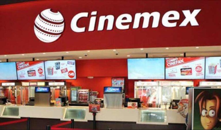 Cinemex cierra temporalmente por coronavirus; donará los alimentos perecederos al BAMX