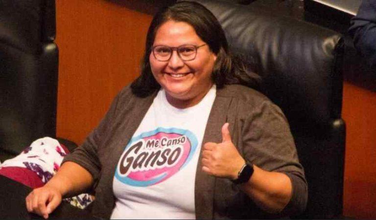 Senadora de Morena llama a funcionarios a donar 50% de sus salarios para frenar el Covid-19