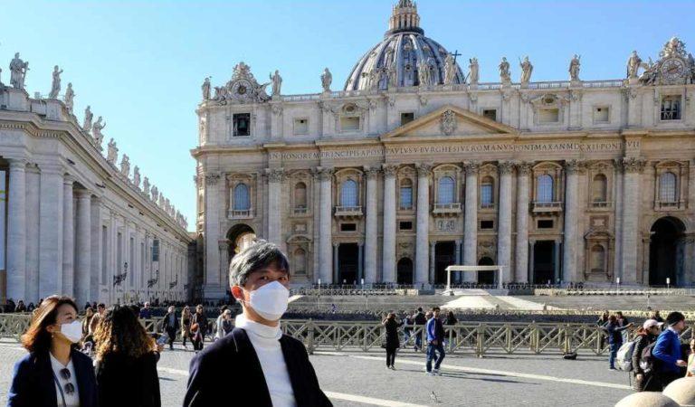 Confirman coronavirus en el Vaticano; se suspenden los servicios ambulatorios