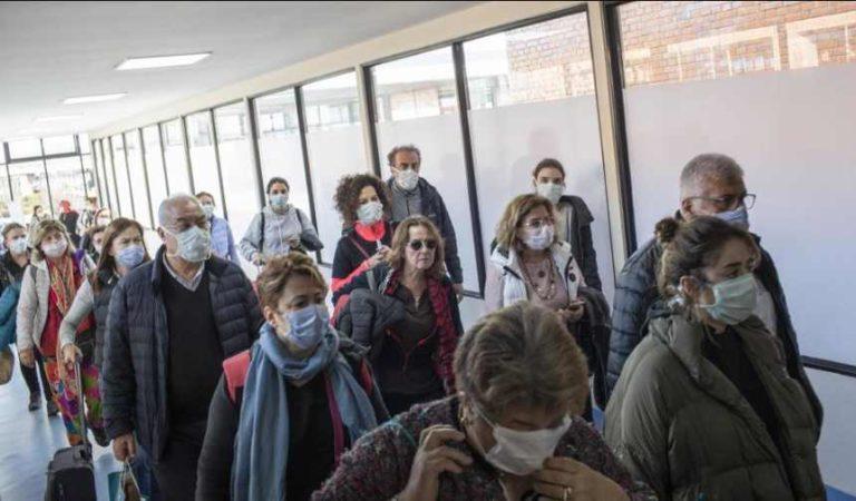 Coronavirus ya infectó a todos los países de Europa