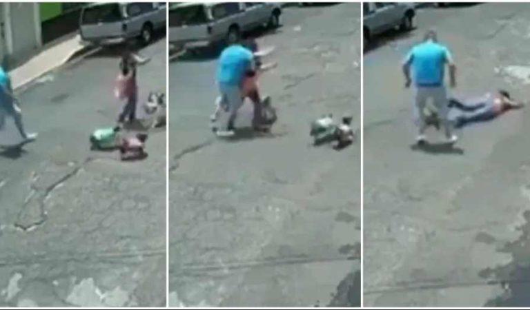 Liberan a Carlos 'N', sujeto que golpeó mujer mientras paseaba a su perro en CDMX