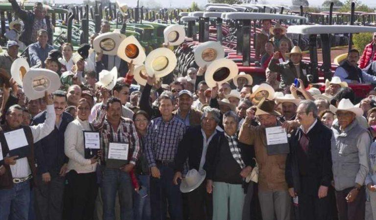 FGR investiga presunto desvío de 500 mdp en recursos del campo con Peña Nieto