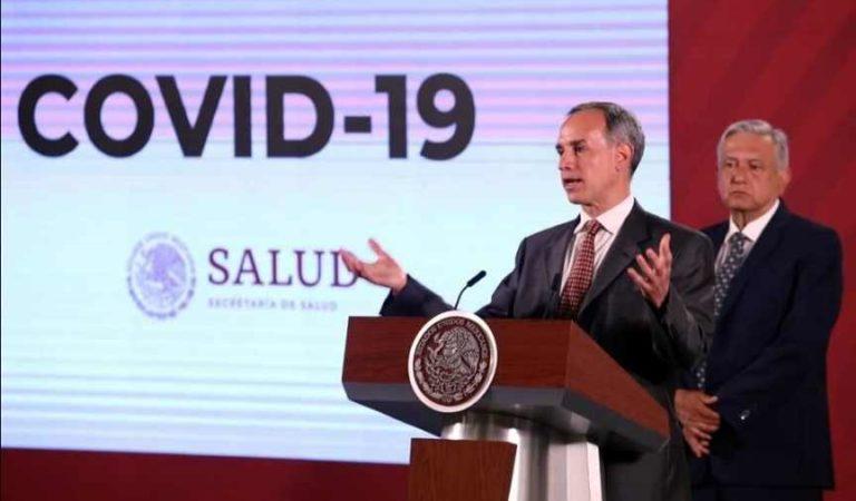 Hospitales privados no deben cobrar pruebas de coronavirus; Indre las hace gratis: López-Gatell