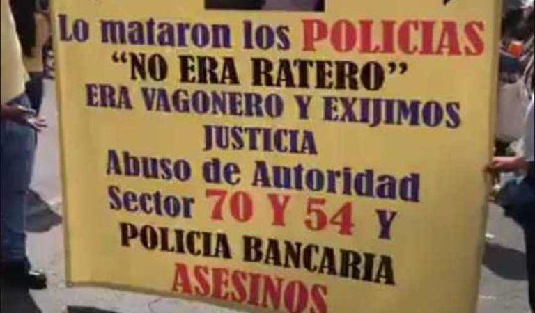 Investigan muerte de vendedor ambulante en Metro Pino Suárez