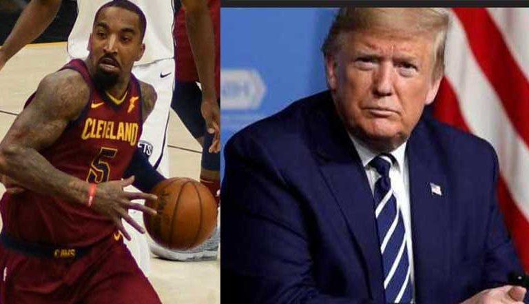 Cállate ya, y haz algo maldito payaso: estrella de la NBA estalla vs Donald Trump