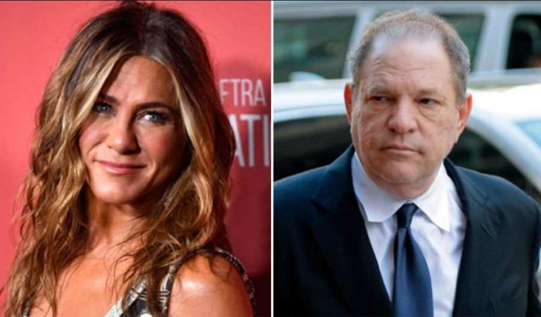 'Jennifer Aniston debería ser asesinada': Harvey Weinstein