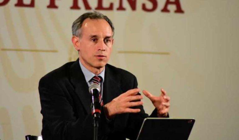 López Gatell pide quedarse en casa, pandemia puede ser más grave y duradera, advierte