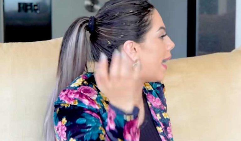 Lizbeth Rodríguez confiesa que ha sido víctima de violencia | VIDEO