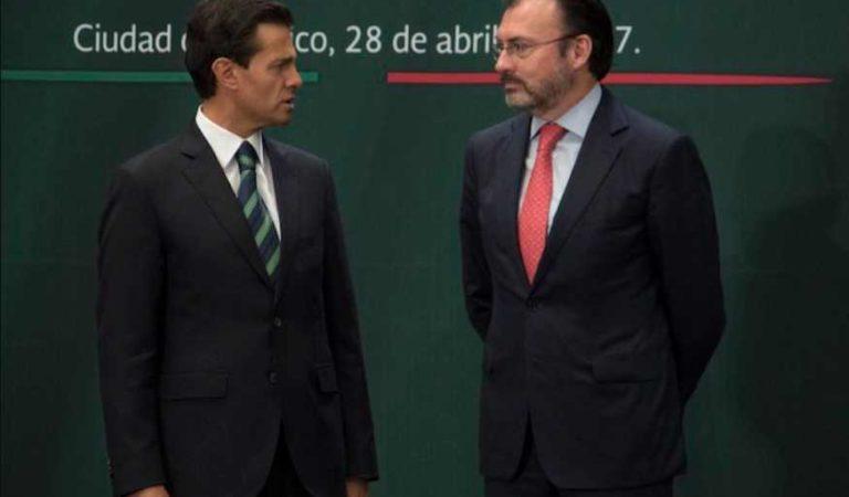 Lozoya podría hundir a EPN y Luis Videgaray por desvíos y fraudes en Pemex
