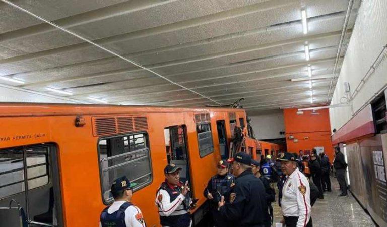 Mañana tampoco habrá servicio de Metro tras accidente en metro Tacubaya