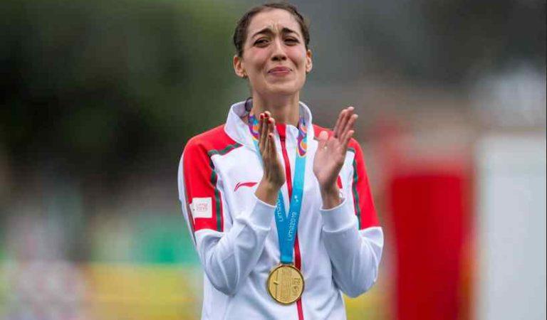 Mariana Arceo, atleta mexicana será dada de alta tras dar positivo al Covid-19