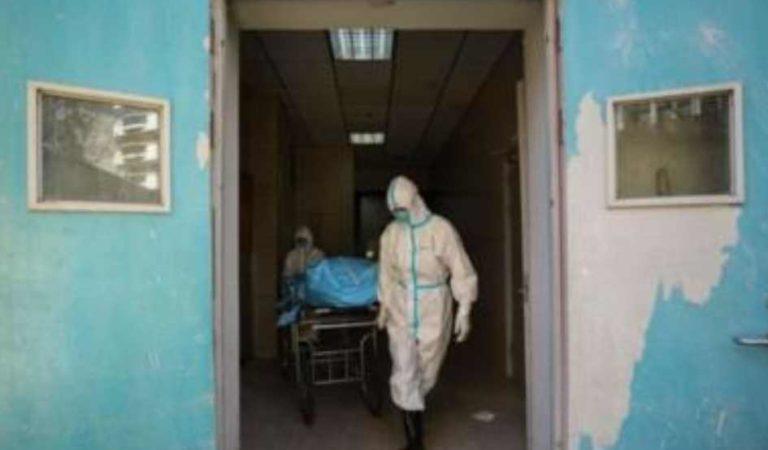 México registra 268 mil contagios de COVID-19 y rebasa las 32 mil muertes