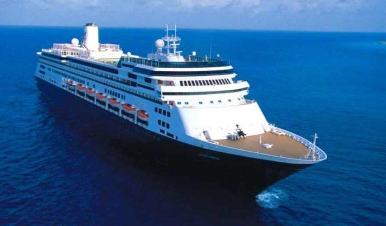 Mueren 4 pasajeros por COVID-19 en crucero varado en Panamá
