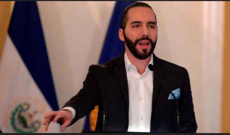 """Nayib Bukele autoriza uso de """"fuerza letal"""" contra pandilleros en El Salvador"""