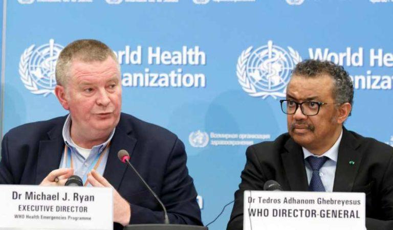 OMS advierte que varios países no han mostrado nivel de compromiso ante peligro de coronavirus