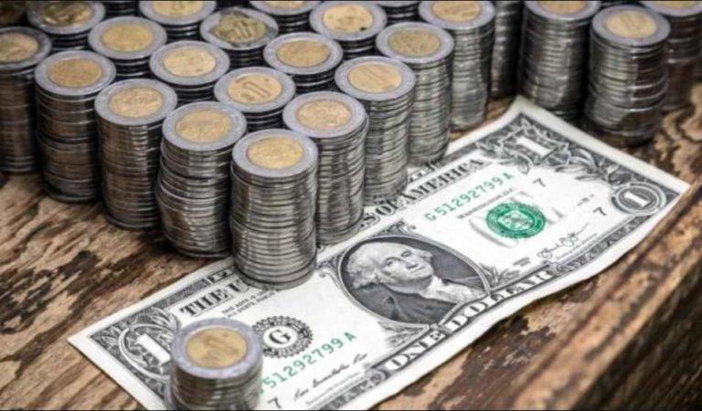 Peso se recupera frente al dólar y bolsa abre al alza por estímulos fiscales de EU