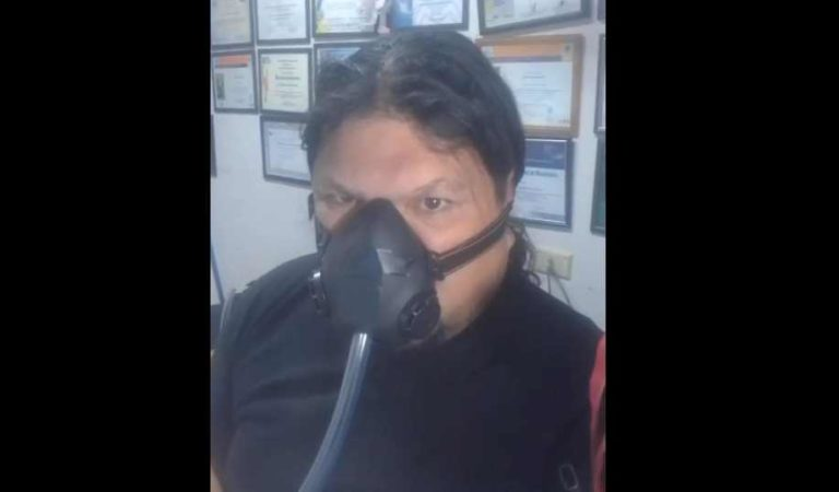 Profesor mexicano crea ventilador respiratorio económico ante coronavirus