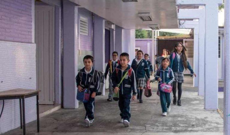 Los niños deberán llevar 'papelito' cuando regresen a clases: SEP