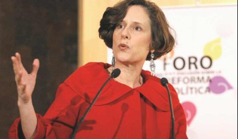 Denise Dresser: 'Nunca voy a decir que Sabina Berman es una malcogid4'