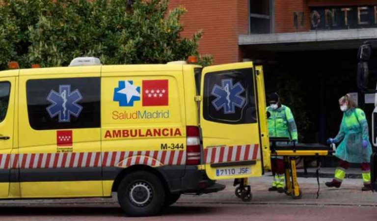 Mueren 19 adultos mayores en asilo por coronavirus en Madrid
