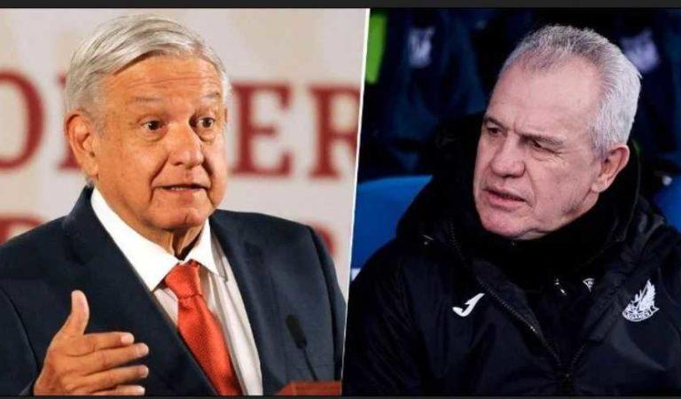 AMLO se equivocó, dijo algunas tonterías, pero recapacito:  Javier Aguirre recrimina a AMLO por Covid-19