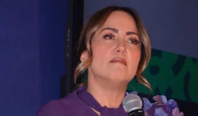 Andrea Legarreta enfurece por participación de presunta prima en saqueos de CDMX | VIDEO