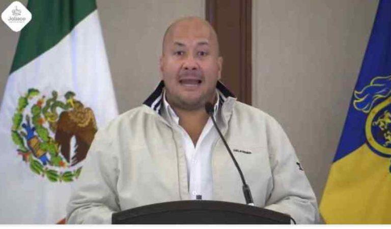 Enrique Alfaro confirma primera muerte por Covid-19 en Jalisco (video)