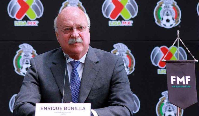 Enrique Bonilla, presidente de La liga Mx da positivo al Covid-19