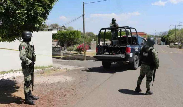 Civiles armados emboscan a Guardia Nacional en Guanajuato; 1 muerto y 2 agentes heridos