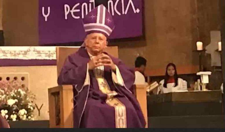 Coronavirus es respuesta de Dios al aborto, la eutanasia y la diversidad sexual: obispo
