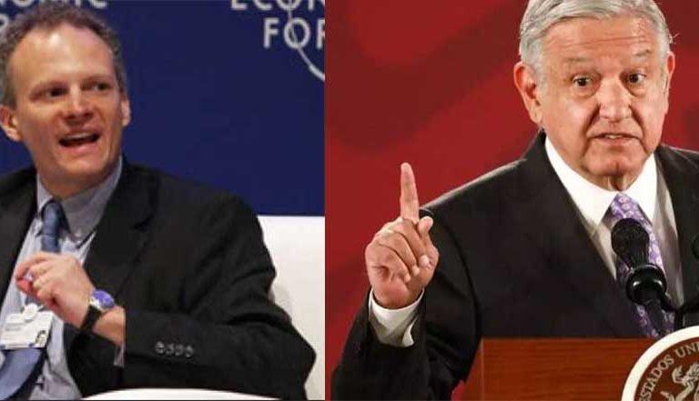No solo el PAN, también el  FMI quiere que AMLO se endeude por Covid-19