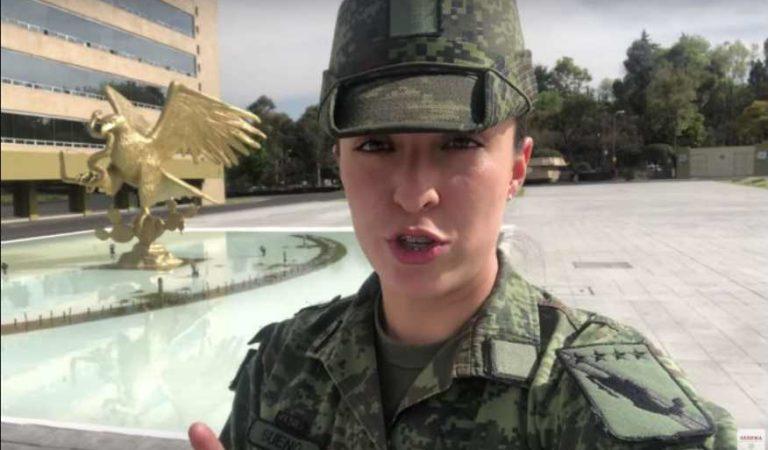 Trámites para ingresar al Ejército Mexicano; totalmente gratuitos