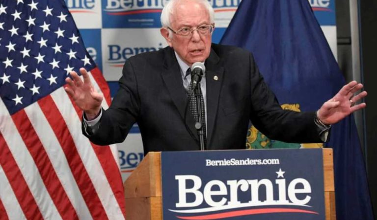 Bernie Sanders deja la carrera presidencial de Estados Unidos
