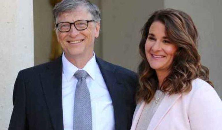 Desde hace años Bill y Melinda Gates llevaban almacenando alimentos en su sótano
