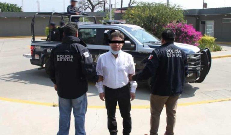 Juez vincula a proceso al exdiputado del PRI, Juan Vera Carrizal