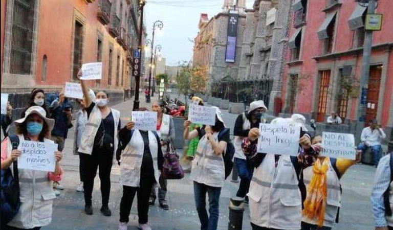 Encuestadores de INEGI denuncian que les exigen 'descanso y renuncia voluntaria'