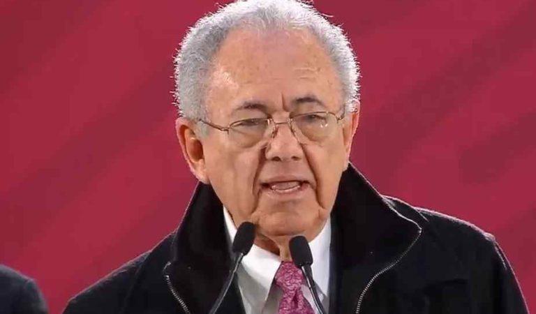 Muere de neumonía atípica colaborador de Javier Jiménez Espriú