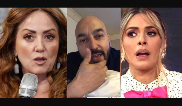 Lupillo Rivera dice que Andrea Legarreta y Galilea Montijo son bien 'tóxicas'   VIDEO