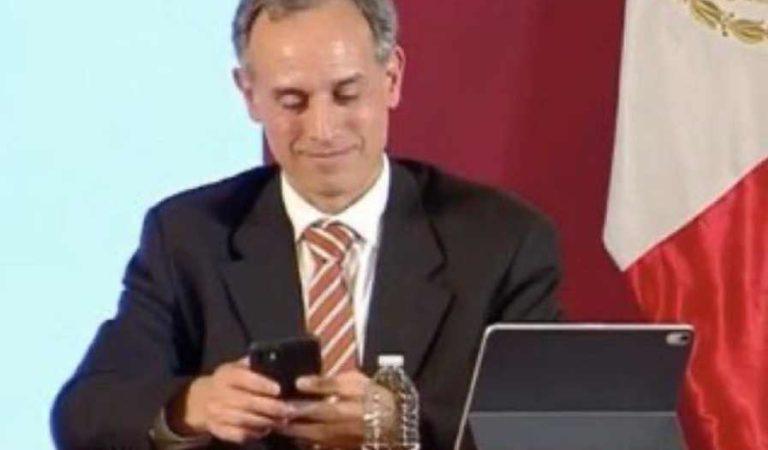 López Gatell, tercer epidemiólogo más popular a nivel mundial en redes sociales