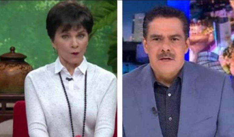 'Que nadie ponga en mi boca palabras que no he dicho': Pati Chapoy por supuesto despido de Javier Alatorre