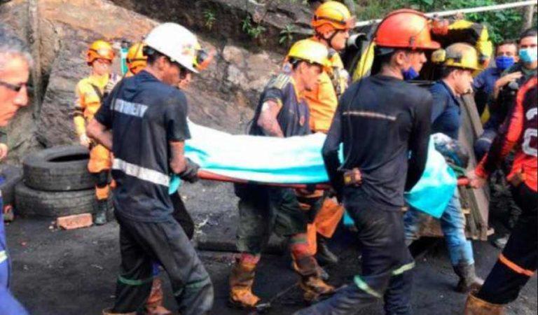 Seis muertos y un herido tras explosión en una mina de Colombia