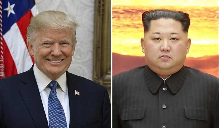 Trump le desea 'lo mejor' a Kim Jong-un; por supuesto mal estado de salud