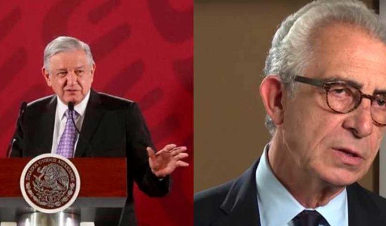 Ernesto Zedillo padre del Fobaproa y 'error de diciembre'; da clases de economía a AMLO