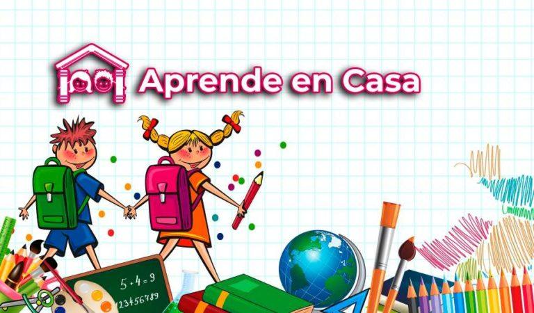 Aprende en Casa |Así puedes tomar clases de preescolar, primaria, secundaria de la SEP