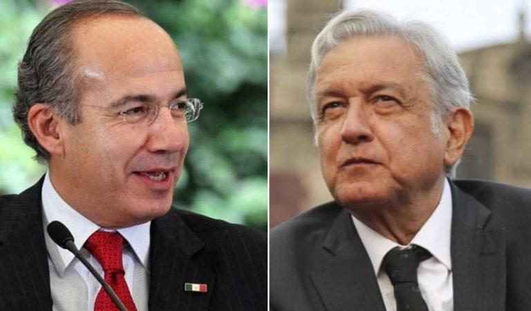 México Libre participará en elecciones de 2021 para derrotar a AMLO: Felipe Calderón