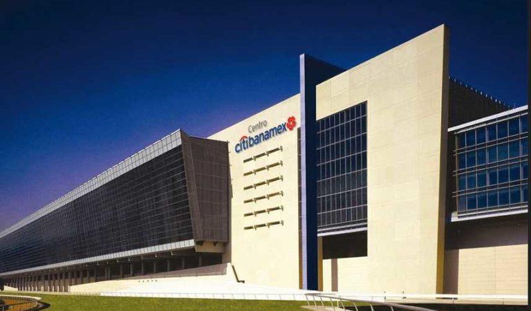Centro Citibanamex se convertirá en hospital temporal para enfermos con Covid-19